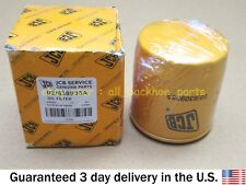 JCB BACKHOE - GENUINE JCB ENGINE OIL FILTER (PART NO. 02/630935A)