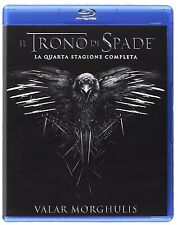 IL TRONO DI SPADE - STAGIONE 4 (4 BLU-RAY) COFANETTO SERIE Games of Thrones