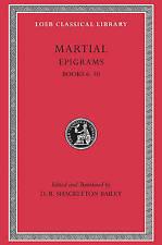 Epigrams: v. 2 by Martial (Hardback, 1993)