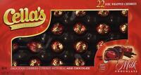 Cella's Milk Chocolate Covered Cherries 11oz.