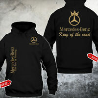 Mercedes-Ben/AMG/Maybach/GLS/GLC/GLA/GT4/King Of The Road Men's Hoodie Hot Gift