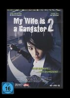 DVD MY WIFE IS A GANGSTER 2 - KOREA-ACTION *** NEU ***