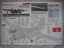 Cutaway Key Drawing of the Grumman Conair Turbo Firecat