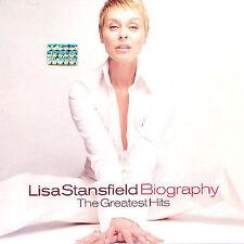 Biography by Lisa Stansfield (Singer) (CD, Feb-2003, MSI Music) (REF BOX C2)