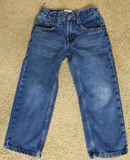 Levi 549 jeans Boys Size 5 reg. blue jeans denim style PantsMint Condition