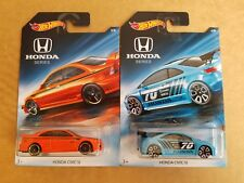 HOTWHEELS Honda Civic Si  ( Lot of 2 Cars )