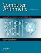 Computer Arithmetic: Algorithms and Hardware Designs [The Oxford Series in Elect