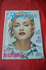 Madonna Rare Radio Times Dec 1990 Vintage London UK Import Oversized Magazine
