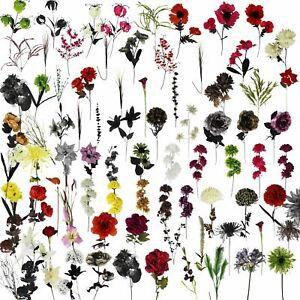 Full Box Artificial Flowers Clearance Multi Listing - Wholesale Silk Fake Bulk