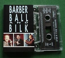 Barber Ball & Bilk inc Petite Fleur / Midnight In Moscow + Cassette Tape TESTED