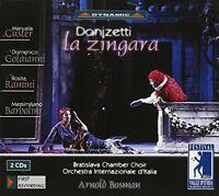 Gaetano Donizetti - Donizetti - La Zingara [CD]