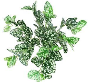 Ranke 42cm grün-weiß  künstlich Efeu Fikus  Grünpflanze Kunstpflanzen 30576