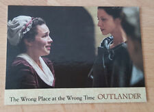 Outlander Season 2 Rainbow Foil Base Card #36,The Wrong Place at the wrong time