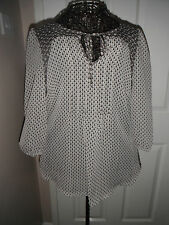 Marks and Spencer Tie Neck Tops & Shirts for Women