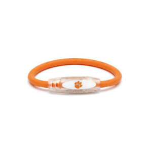 🏈NEW🏈 Trion:Z Active Magnetic Bracelet Wristband NCAA CLEMSON TIGERS FOOTBALL