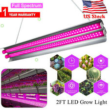 2000W Full Spectrum Led Grow Light T5 High Output Integrated 2x 48 Growing Lamp