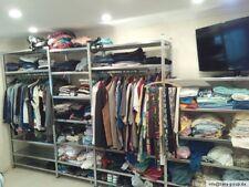 Begehbarer Kleiderschrank Schuhschrank Garderobe Kleiderregal Kleider Schrank