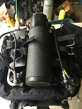 KISS Classic Explorer / Shearwater  Full Tri-mix Rebreather