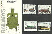 1975 Railways PRESENTATION PACK No.72 U.K.