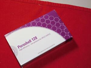 Sealed Agilent POROSHELL 120 EC-C18, 3.0 x 50mm, 2.7u HPLC Column; 699975-302