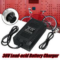 36V 14A Carica Batteria Piombo-acido Caricabatterie Per Bici Elettrica Auto