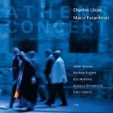 "CHARLES LLOYD/MARIA FARANTOURI ""ATHENS CONCERT"" 2 CD NEW+"