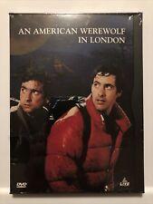 An American Werewolf in London (Dvd, 1997) Snapcase Sealed New