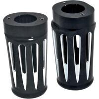 Fork boots deep cut black - Arlen ness 20-014