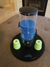 Dog Treat Dispensing Activity Tower Interactive Dispenser Trixie Puppy Food Toys