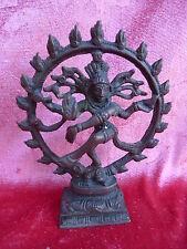 schöne, alte Bronze__indische Göttin__Shiva__Bronzefigur___ !