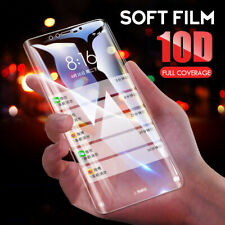 For Huawei P30 P30 Pro Genuine 10D Full Screen Protector HD Phone Hydrogel Film