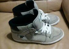 SUPRA SKYTOP Gray Men's Sneakers Sz 9