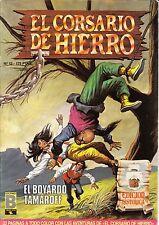 EL CORSARIO DE HIERRO (ed. histórica) nº: 13 (de 58 d colección completa. ed. B)