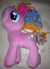 "My Little Pony 6"" Pinkie Pie  Plush 2014 Hasbro With Rainbow Mane Stuffed An MLP"