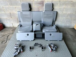 2009 Toyota Tacoma Access Cab Rear Seats Set Used