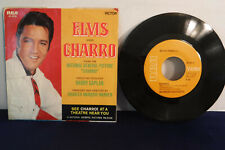 "Elvis Presley, Sings Charro / Memories, RCA Victor 47-9731,1969 7"" 45 RPM Pop"
