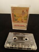 """Elton John """"Goodbye Yellow Brick Road"""" Cassette with Bennie and the Jets"""