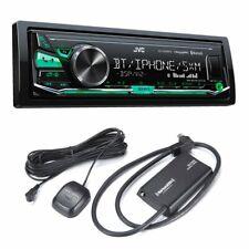 JVC KDX360BTS Single-Din Digital Media Receiver w/Bluetooth+USB Sirius XM Tuner