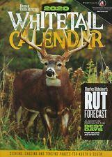 Deer & Deer Hunting Calendar 2020