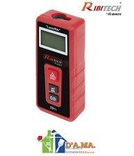 Misuratore Laser Digitale Prtl20/b Mt.20 Ribimex