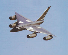 1/17 Scale Convair B-58 Hustler EDF Plans, Templates and Instructions 40ws