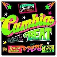 VA - CUMBIA BEAT VOLUME 2: TROPICAL SOUNDS FROM PERU 1966-1983 NEW VINYL RECORD