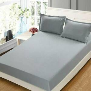 Hotel Waterproof Simmons Mattress Protector Solid Cover Soft Household 1pc LL