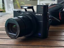 Sony RX100 V (RX100 M5). Excellent Digital Camera