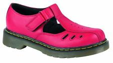 Dr Martens Kids Shoes Mary Jane Ashby Y Red 20673602 Original Doc
