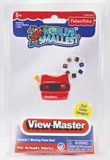 Worlds Smallest Fisher Price View-Master