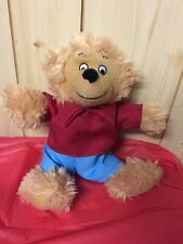 Vtg Berenstain Bears Brother Bear Plush Stuffed Animal