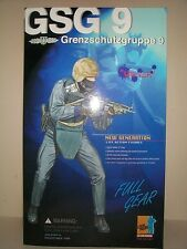 DRAGON 12 INCH GERMAN GSG 9 GRENSCHUTZGRUPPE ANTI TERRORIST POLICE COMMANDO MIB