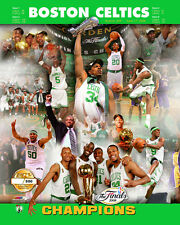 Boston Celtics 2008 NBA CHAMPIONS Limited-Edition 20x24 Premium POSTER Print