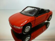 DIAPET YONEZAWA HONDA BEAT  CABRIOLET RHD - RED 1:35 - VERY GOOD CONDITION - 12